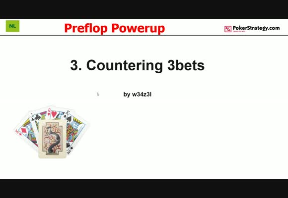 Preflop Powerup - Countering 3-Bets (3)