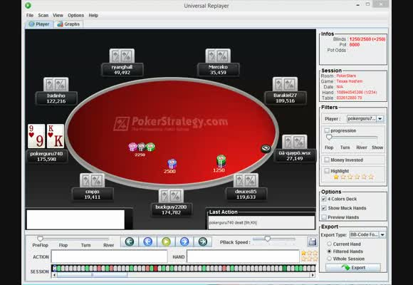 $100 Rebuy Final Table Review - Final Stages