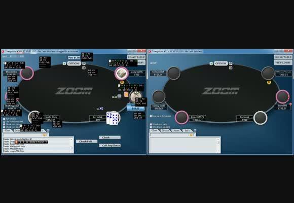 NL100 Zoom Live Sesson on PokerStars