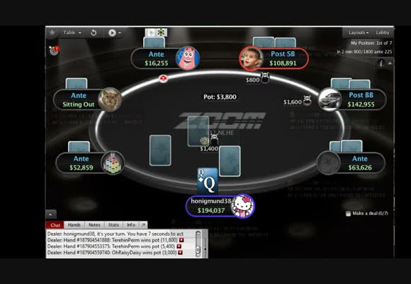 $11 6-Max Zoom MTT Final Table Live Play (1)