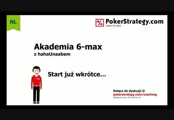 Akademia 6-max: NL200