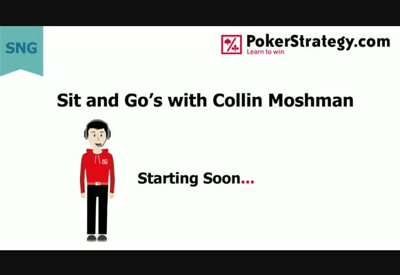 Collin Moshman Live on PokerStars MTSNGs