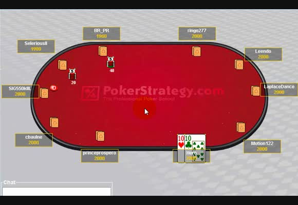 SNG $33 Session Review