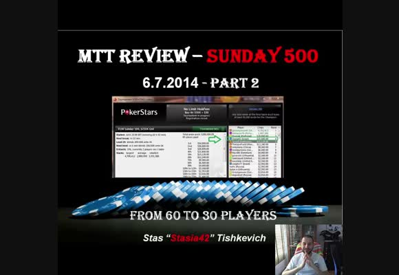 The Sunday 500 Live review- From 60 to 30 players