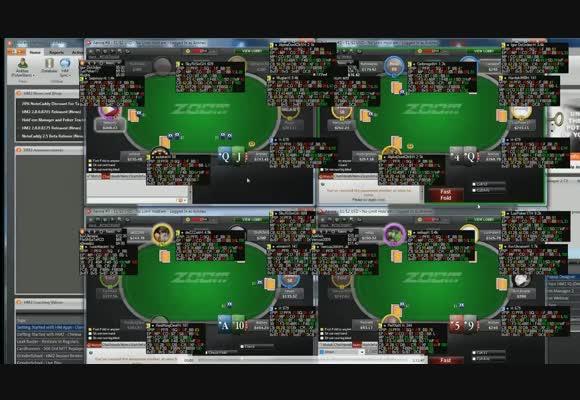 Ankhes na NL200 Zoom Poker