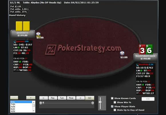 Дублаж: Лесен хедс-ъп покер (1)