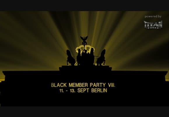Black Member Party VIII: Video