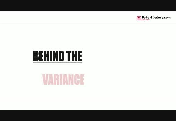 Concurso de vídeos 2015. - Behind the Variance. dgfant