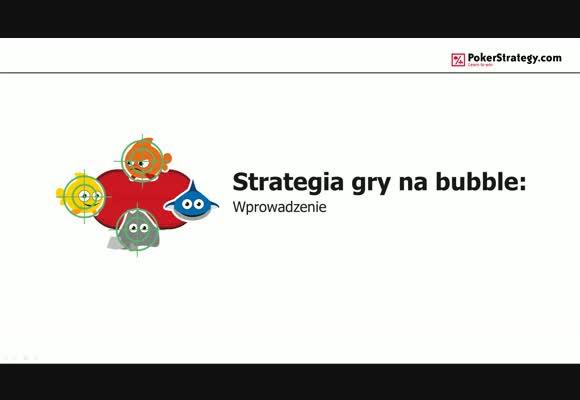 Strategia gry na bubble: wprowadzenie