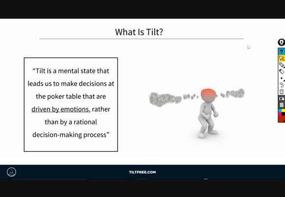 Tilt Free Masterclas - Module 1 - What Is Tilt?