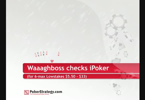 I-Poker-Spezial