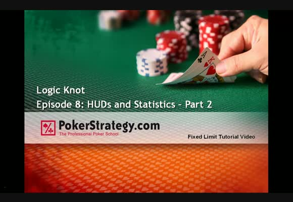 Logic Knot - Part 8 - HUDs and Statistics 2