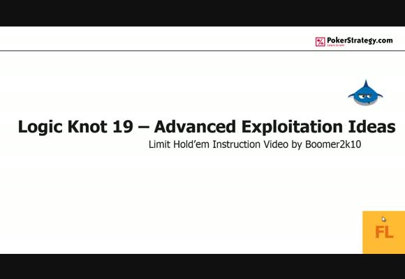 Logic Knot: Advanced Exploitation Ideas