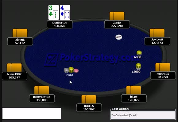 Hot $55 MTT Review: The Final Table