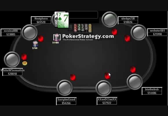 $30 Ipoker Rebuy Review: Approach the Final Table