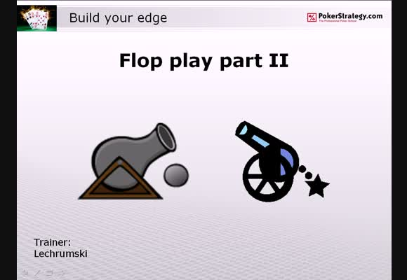 Lechrumski on Flop Play - Part 2