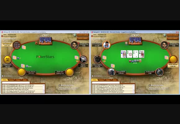 Freebie: Climbing the Ranks in Pot Limit Omaha - Part 3