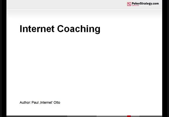 Coaching with lnternet