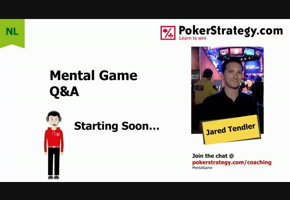 Gold Academy: Mental Game Seminar with Jared Tendler