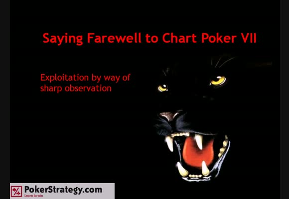Saying Farewell to Chartpoker - Part 6 (Dubbed)