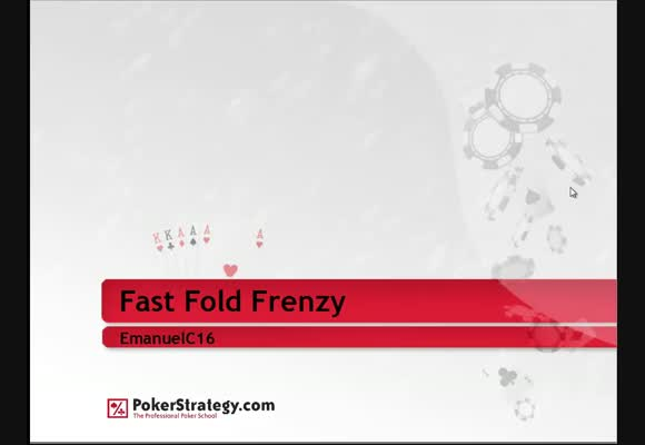 Fast Fold Frenzy: Part 1 NL2