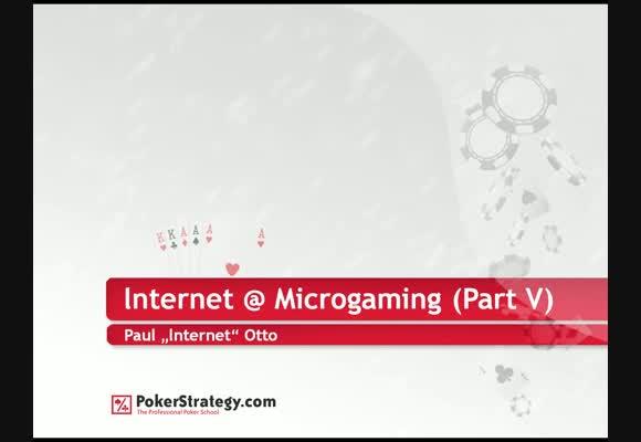 lnternet @ Microgaming