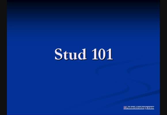 Stud Hi 101