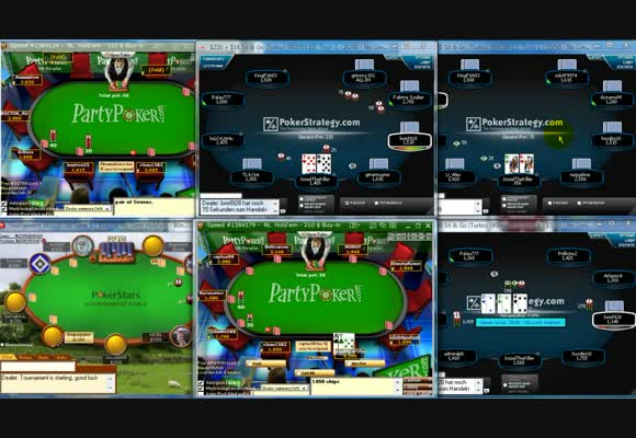SnG $210 - $555 Live Video