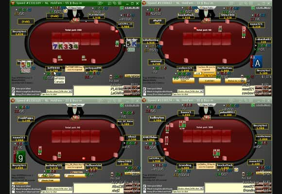SnG $22 - $55 FR Live Video