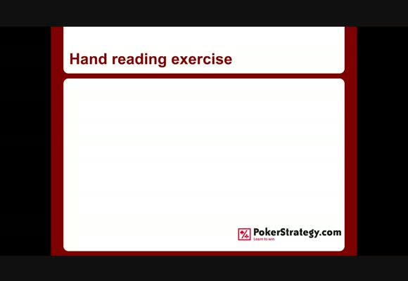 Hand Reading Exercise with Shevtshenko