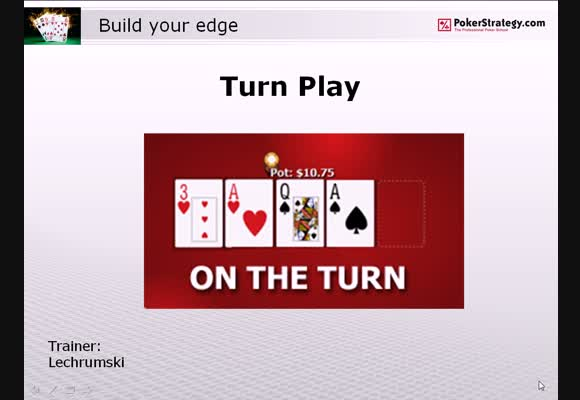 Build Your Edge: Turn Play
