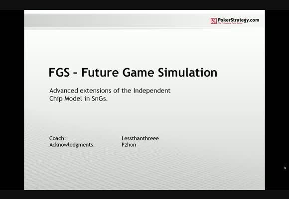 Future Game Simulation