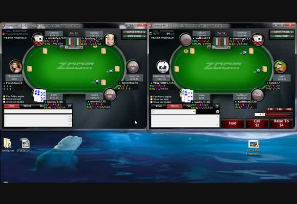 Zoom: No Limit Hold on - NL200 - Part 1