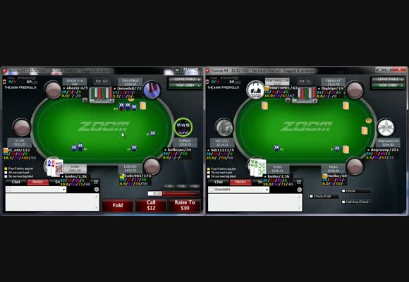 Zoom: No Limit Hold on - NL200 - Part 2