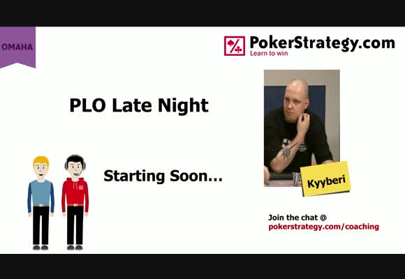 Late Night PLO with Kyyberi and Skodljivec