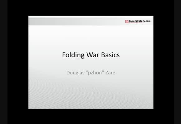 Folding War Basics