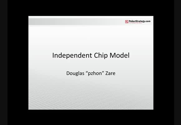 ICM - Independent Chip Model