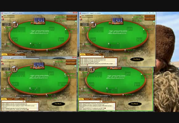 Back at the tables - with Uri Peleg