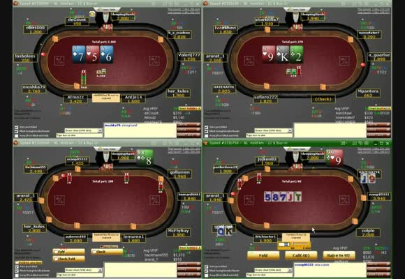 SNG $22 Session Review
