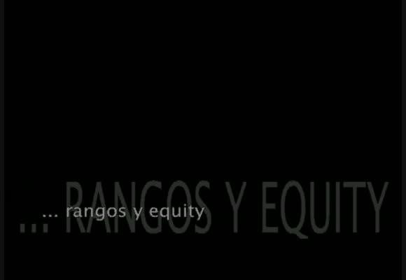 Videoseminario - Pensar en rangos y Equity 1ª parte