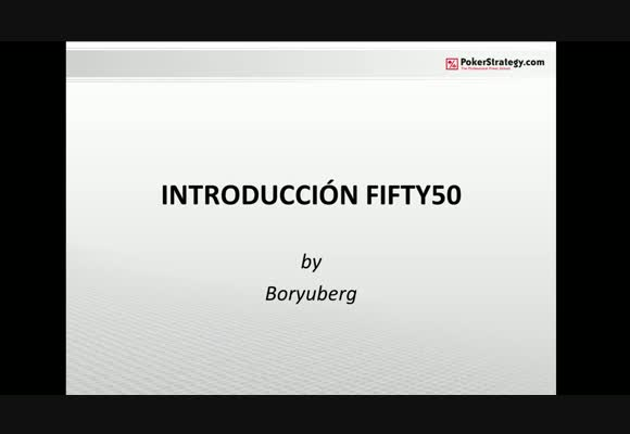 Introducción a los Fifty50 de PokerStars