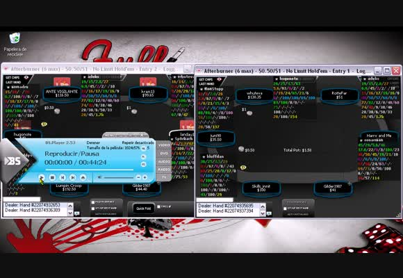 MSS NL100 Rush Poker Session Review - Parte 1/2