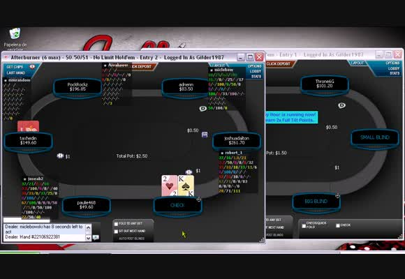 MSS NL100 Rush Poker Session Review - Parte 2/2