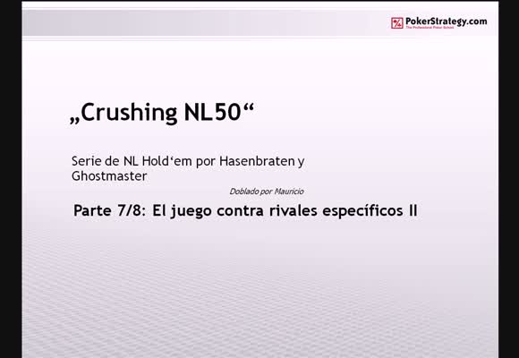 Crushing NL50 - Parte 7/8