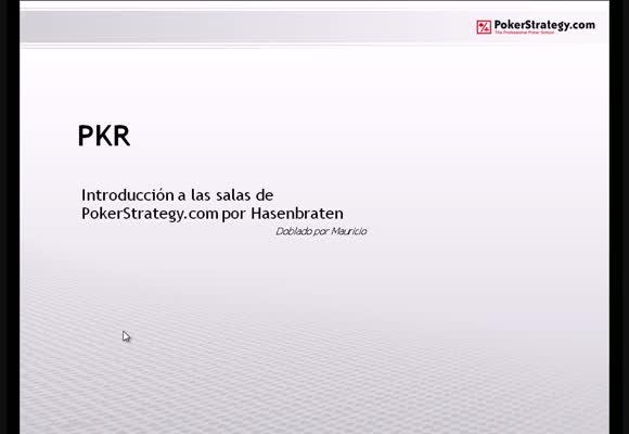 Hasenbraten presenta PKR