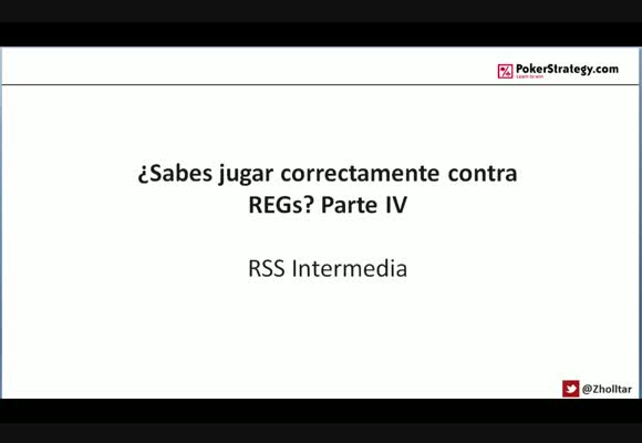 RSS SH: ¿Sabes jugar correctamente contra REGs? Parte IV