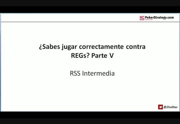 RSS SH: ¿Sabes jugar correctamente contra REGs? Parte V