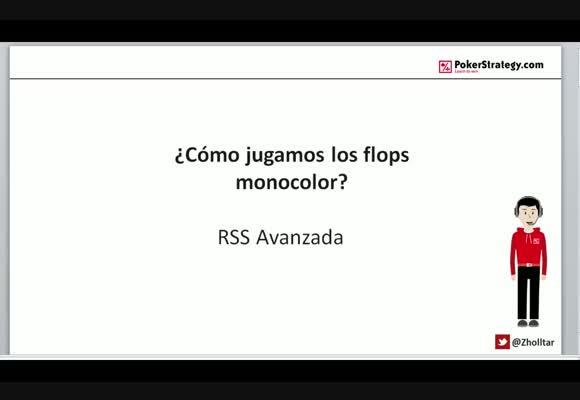 RSS: ¿Cómo jugamos los flops monocolor?