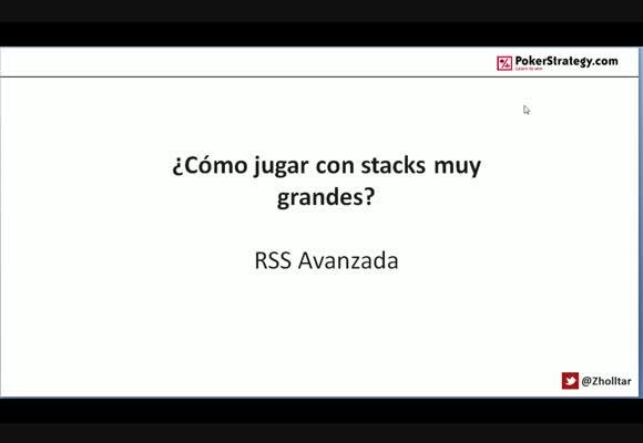 RSS SH: ¿Cómo Jugar con Stacks muy Grandes?