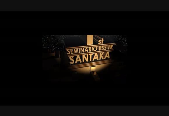 Videoresumen del 1er seminario de Santaka